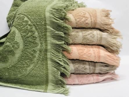 полотенце бахрома - фото 4
