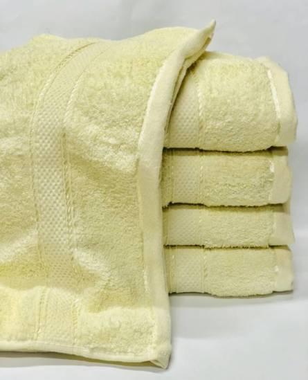 Полотенце лимонное - фото 1