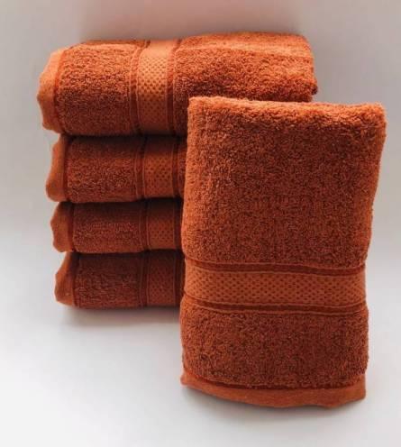 Полотенце оранж - фото 3