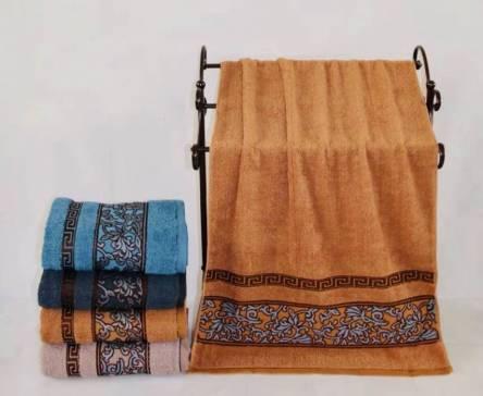 Полотенца Вензель - фото 1