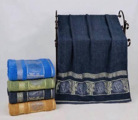 Полотенца Золотой Бамбук - фото 1
