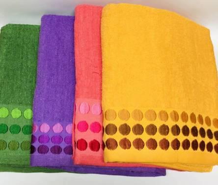Набор полотенец Горошки - фото 2