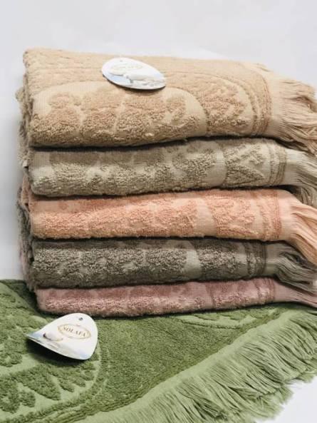 полотенце бахрома - фото 5
