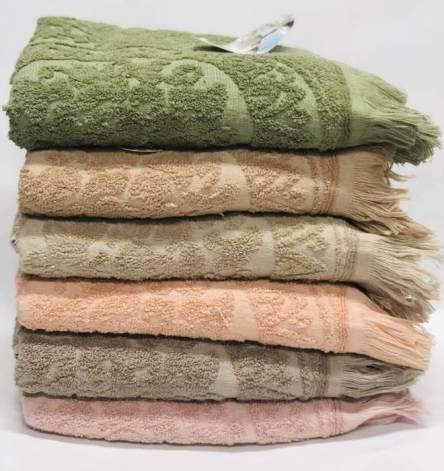 полотенце бахрома - фото 2
