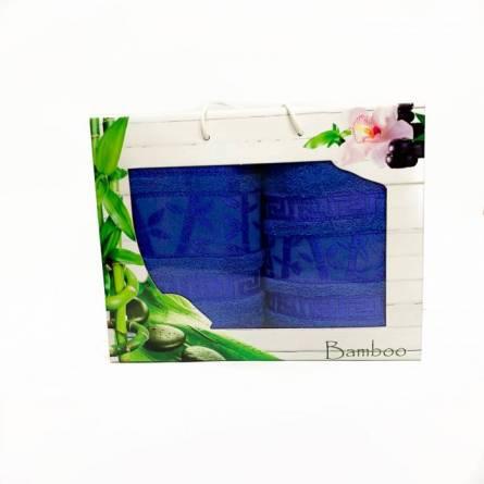 Набор полотенец бамбук 2 - фото 2