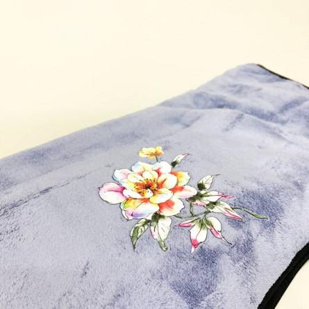 Рушники мікрофібра квітка - фото 6