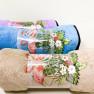 Полотенца микрофибра фламинго - фото 4