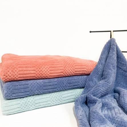 Полотенца плюш - фото 1