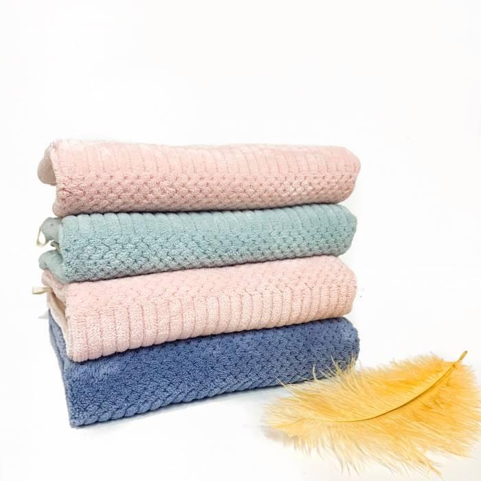 Набор банных полотенец: как выбрать, чтобы покупка радовала долгое время