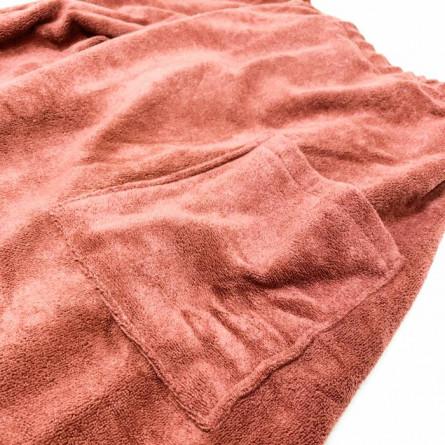Банний чоловічий рушник - фото 2