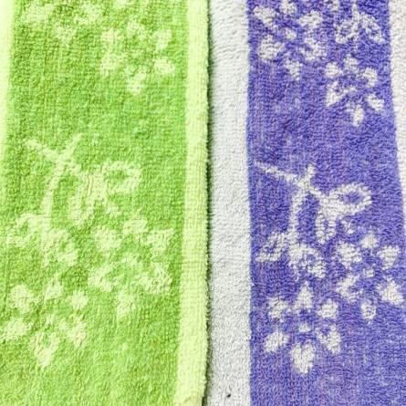 Полотенца кухонные 2 цветка - фото 3