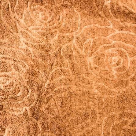 Полотенца микрофибра роза - фото 3