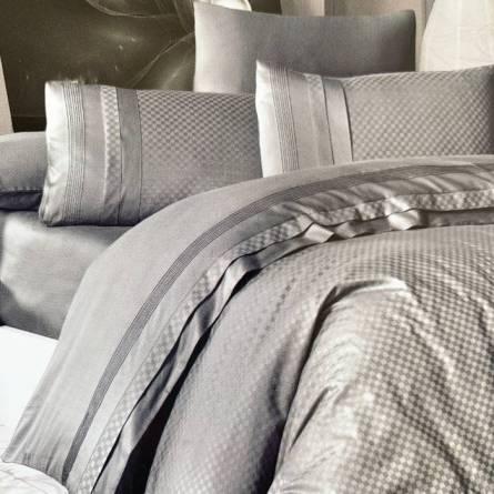 Комплект постельного белья deluxe satin - фото 28