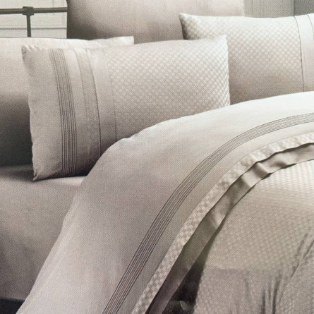 Комплект постільної білизни deluxe satin - фото 29