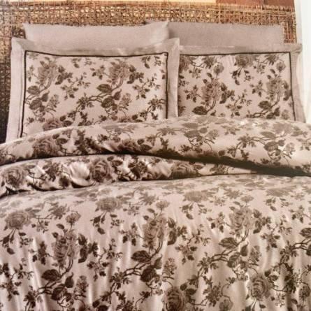 Комплект постельного белья deluxe satin - фото 39