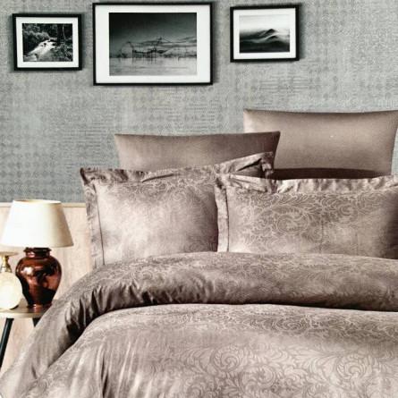 Комплект постельного белья jacquard satin - фото 1