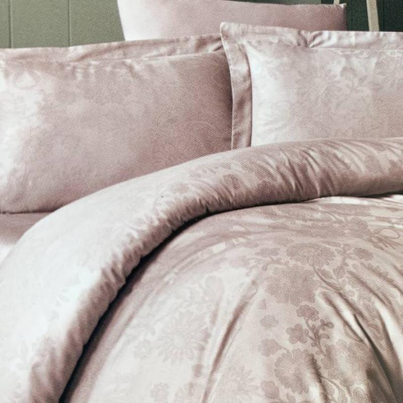 Комплект постільної білизни jacquard satin - фото 4