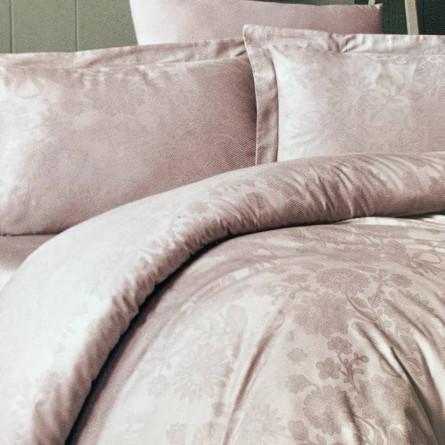 Комплект постельного белья jacquard satin - фото 4