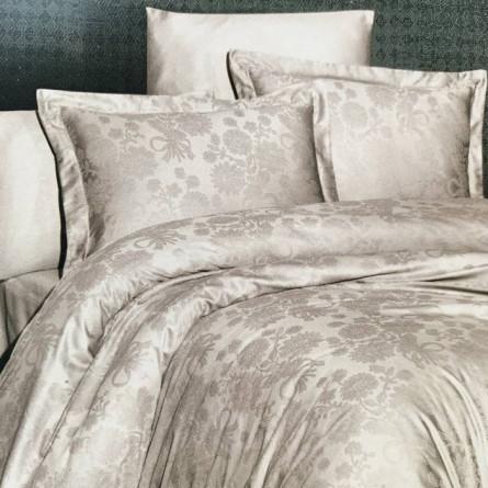 Комплект постельного белья jacquard satin - фото 9