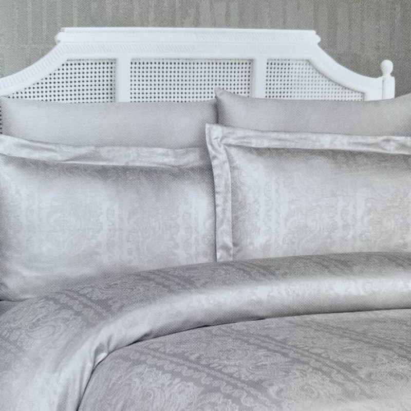 Комплект постільної білизни jacquard satin - фото 11