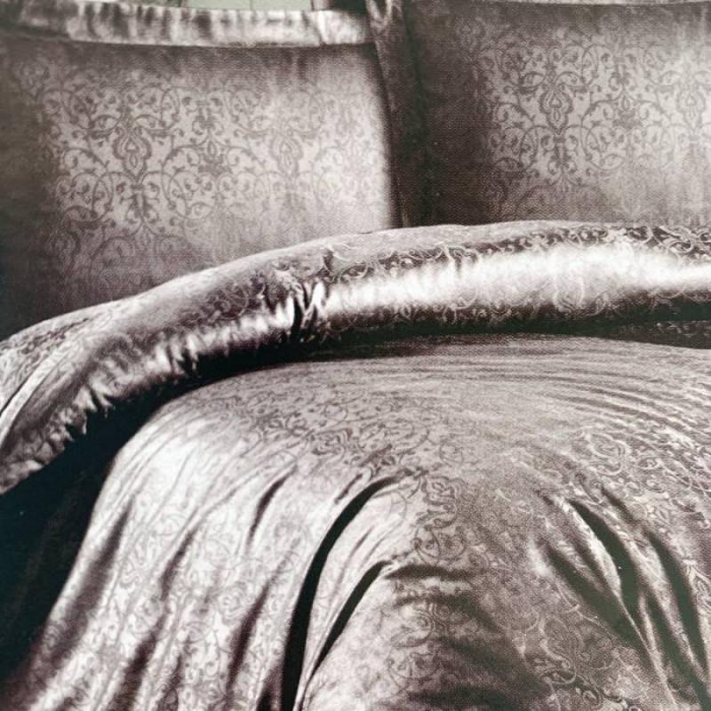 Комплект постільної білизни jacquard satin - фото 12