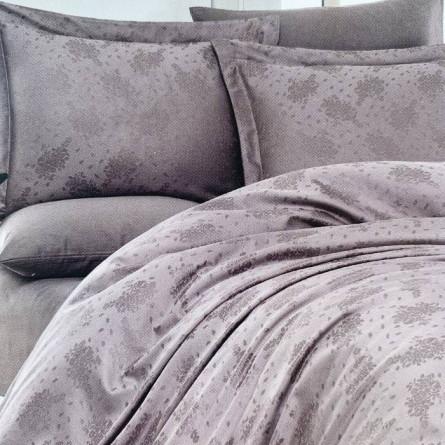 Комплект постельного белья jacquard satin - фото 25