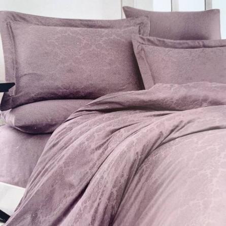 Комплект постельного белья jacquard satin - фото 26
