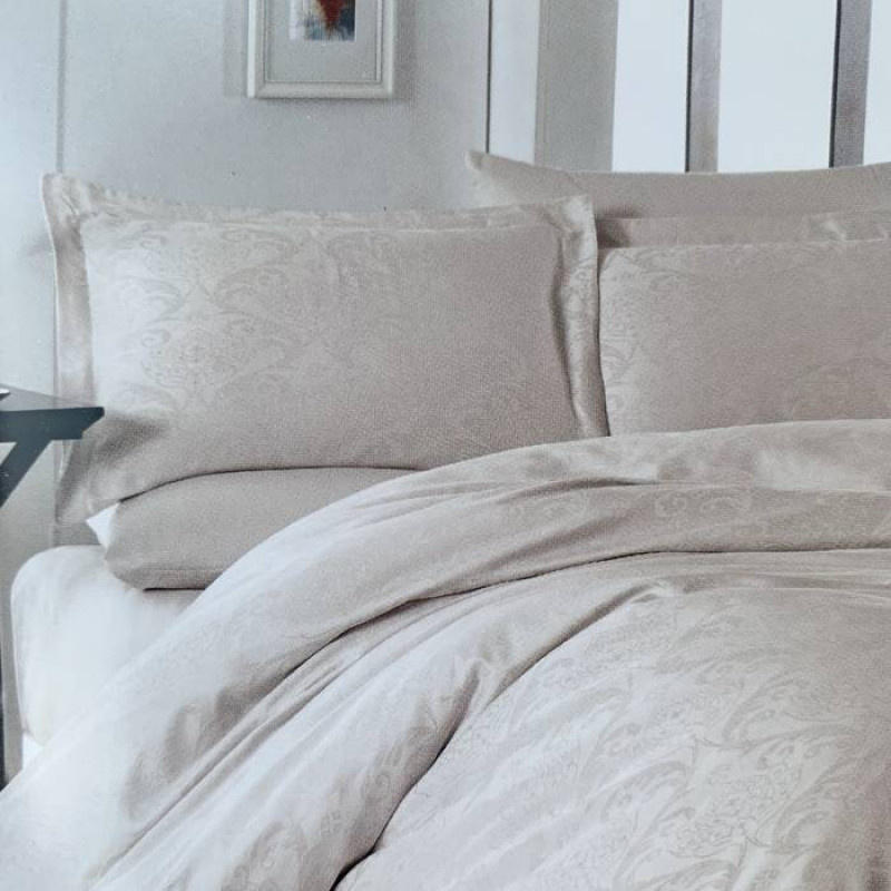 Комплект постільної білизни jacquard satin - фото 28