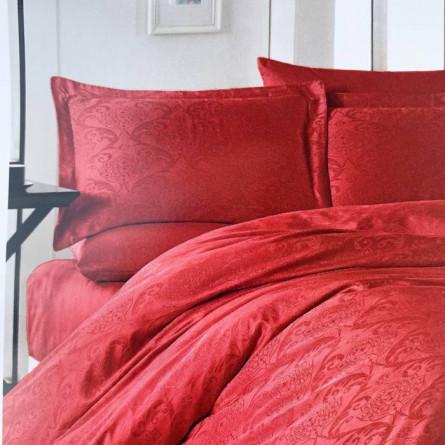 Комплект постельного белья jacquard satin - фото 29