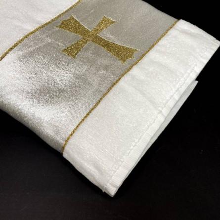 Крыжма для крещения турецкая VIP - фото 2