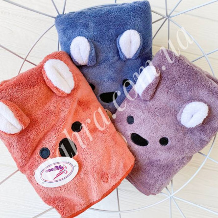 Полотенца микрофибра коала - фото 4