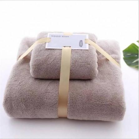 Набор полотенец в мешочке - фото 8