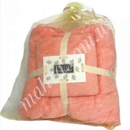Набор полотенец в мешочке - фото 6