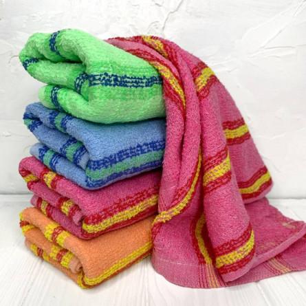Полотенца для рук в полоску - фото 1