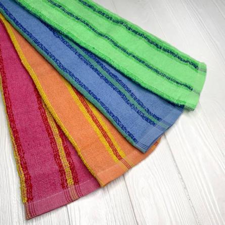 Полотенца для рук в полоску - фото 3