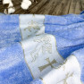 Крыжма голубая - фото 2