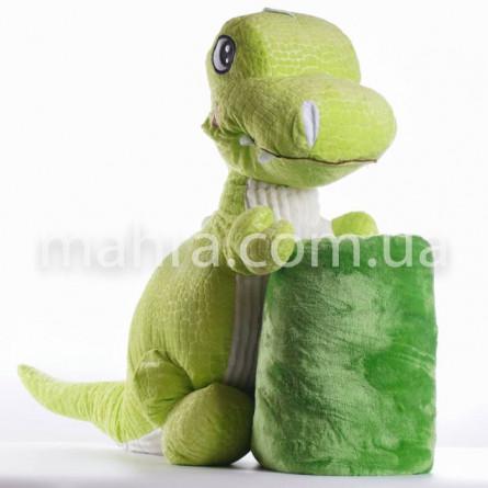 Плед детский динозавр - фото 1