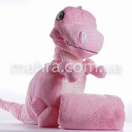 Плед детский динозавр - фото 5
