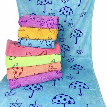 Полотенца микрофибра зонт - фото 1