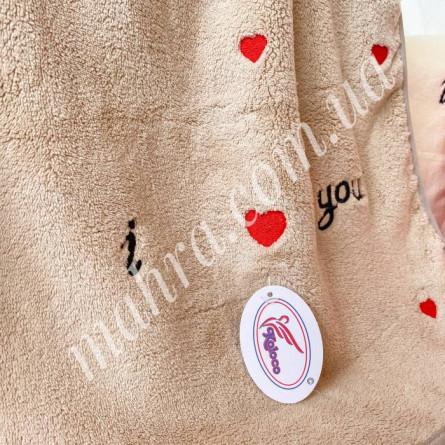 Полотенца i love you - фото 8