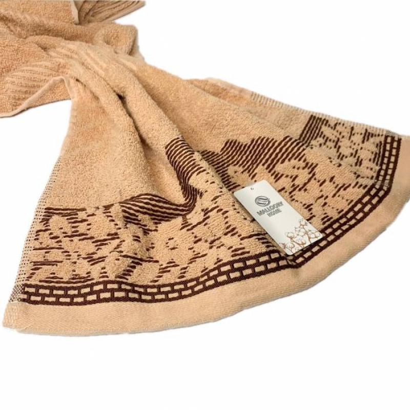 Полотенца махровые цветы - фото 3
