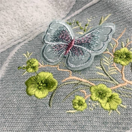 Полотенца бабочка 3D  - фото 4
