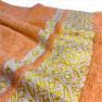 Полотенца золото - фото 5