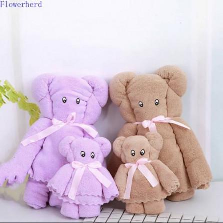 Набір рушників ведмедик - фото 2