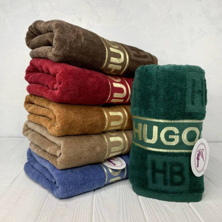 Полотенца HUGO BOSS - фото 3