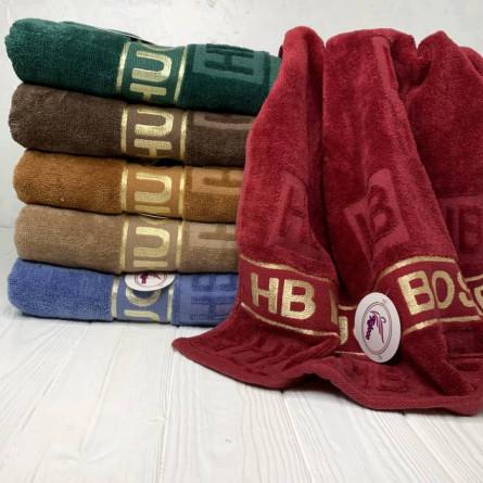 Полотенца HUGO BOSS - фото 6