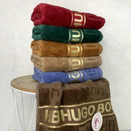 Полотенца HUGO BOSS - фото 1