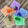 Серветки мікрофібра квіти - фото 1