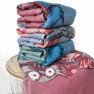 Полотенца льняные Совы - фото 1
