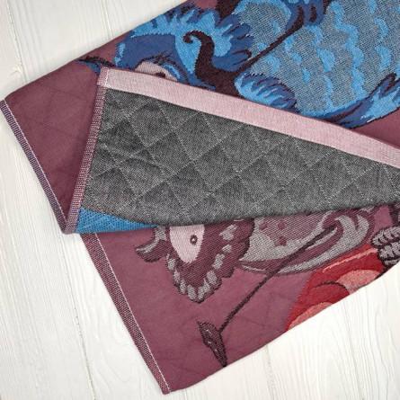 Полотенца льняные Совы - фото 3